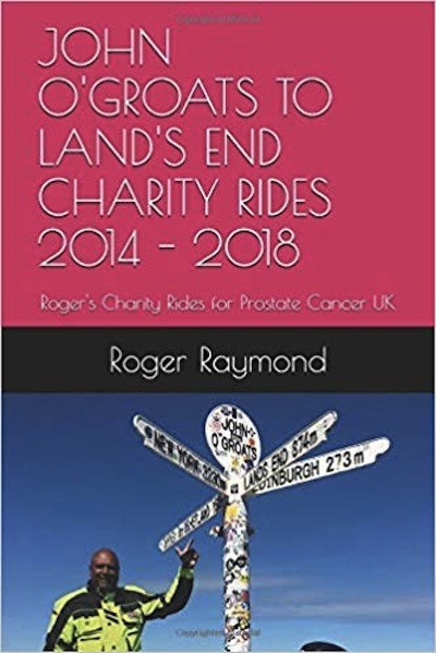 John OGroats to Lands End Book Cover